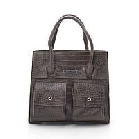 Женская сумка 1803 коричневая