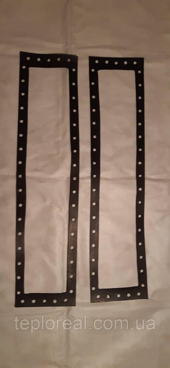Резиновые прокладки на 5 рядный радиатор СК НИВА