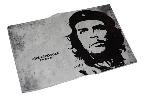 Обложка мужская для паспорта  -Чегевара-, фото 2