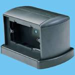 Башенка напольная для установки розеток. Iboko TOR 02090.