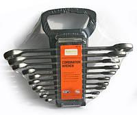 Набор ключей рожково-накидных King Roy KR-10