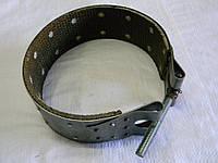 Лента тормозная задняя Т-40 с рычагом (Т25-3502070-Б5)