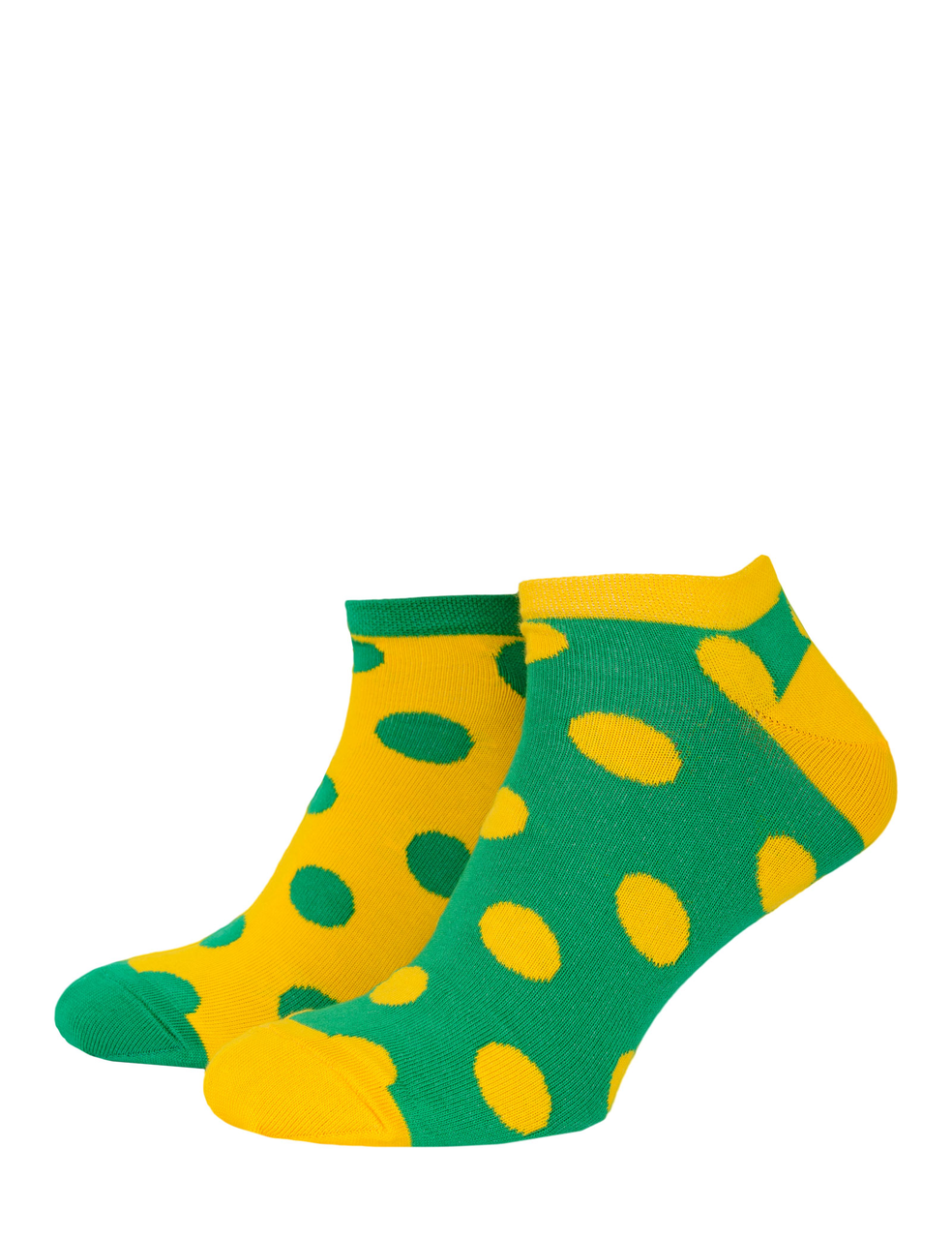 Шкарпетки Mushka Avo-avocado mini (DGYM001) 41-45