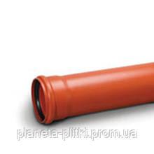 Труба ПВХ 110х3000х3,2