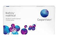 Контактные линзы Biofinity Multifocal 4 линзы (1 месяц)