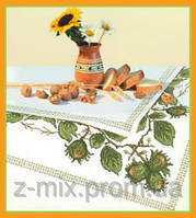 Набор для вышивания скатерти цветы