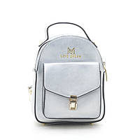 Клатч-рюкзак LoveDream F-560 серебро