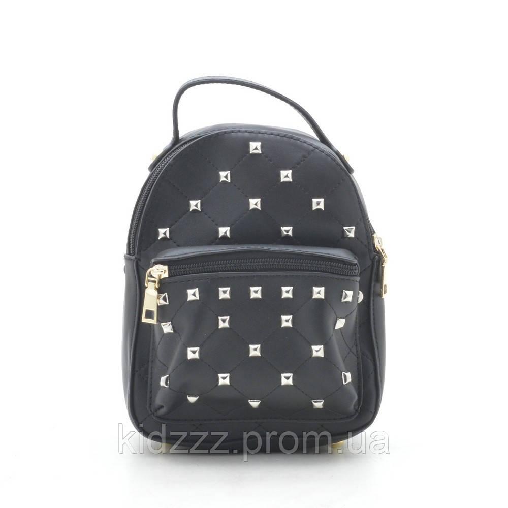 Клатч-рюкзак LoveDream F-561 черный