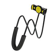 Держатель для телефона/планшета Remax Lazy Phone Holder RM-C27 (Черный), фото 3