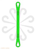 Строп текстильний петлевий СТП-2,0-1500