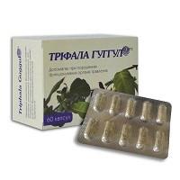 Трифала Ультра  - аюрведические капсулы при нарушении пищеварения