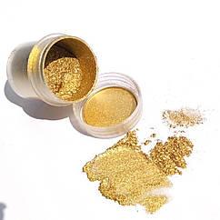 Кандурин античное Золото, золотая искра. Италия.