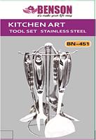 Кухонный набор Benson из 7 предметов BN-451