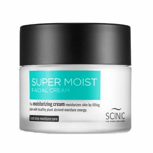 Увлажняющий крем для лица Scinic Super Moist Facial Cream