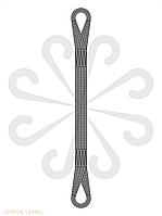 Строп текстильний петлевий СТП-4,0-4000