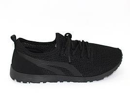 Кроссовки мужские PR-G черные летние 40 р. 26 см (970290075), фото 2