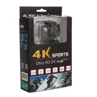 Экшн камера 4К Ultra HD Sports (4K WiFi Action Camera)