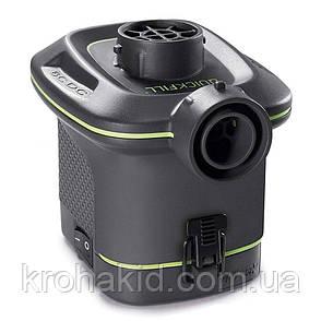Электрический насос Intex Quick-Fill 66638 на батарейках -  мощность - 25 Вт, 420 л/мин , фото 2