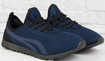 Кроссовки мужские PR-G синие летние 40 р. 26 см (970357552), фото 2