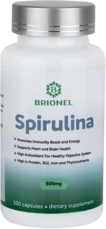 Спирулина Brionel (100 капсул)
