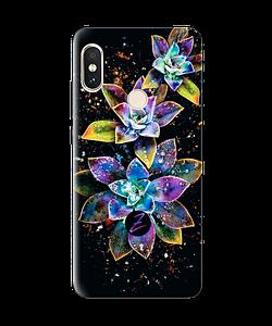 Чехол на Xiaomi Redmi Note 5 с рельефным принтом Magical Flowers Чехлы для телефонов Xiaomi