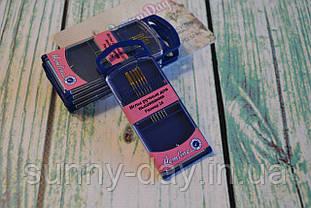 Иглы для вышивки Hemline №24 ( в пластиковом контейнере)