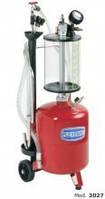 Установка вакуумной откачки отработанного масла через отверстие щупа Flexbimec 3027 емкость 24л с предкамерой