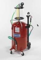 Установка вакуумной откачки отработанного масла через отверстие щупа Flexbimec 3090 емкость 80л с предкамерой