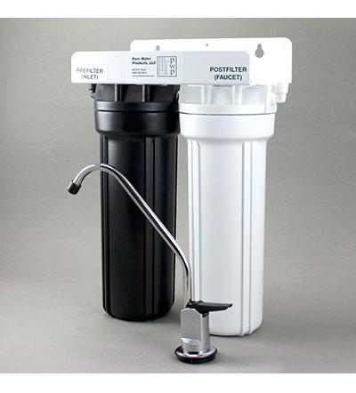 DUO двойной фильтр для воды фото