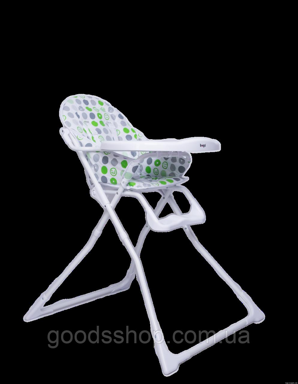Стул для кормления Smart Bugs® - зеленый