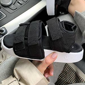 Сандалии женские и мужские Adidas Adilette Sandal (3 ЦВЕТА!), женские сандалии, сандалии adidas