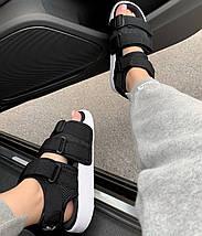 Сандалии женские и мужские Adidas Adilette Sandal (3 ЦВЕТА!), женские сандалии, сандалии adidas, фото 2