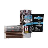 Напіввологі ласощі для собак ALPHA SPIRIT стік з рибою (x16 шт.) 160g