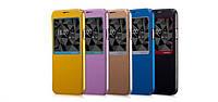 Чехол для Samsung Galaxy S5 i9600  - Momax S View Flip, разные цвета