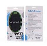 Зарядное устройство Magic Mirror Shaped Waterproof Solar Power Bank 5000mAh. Синий, фото 6