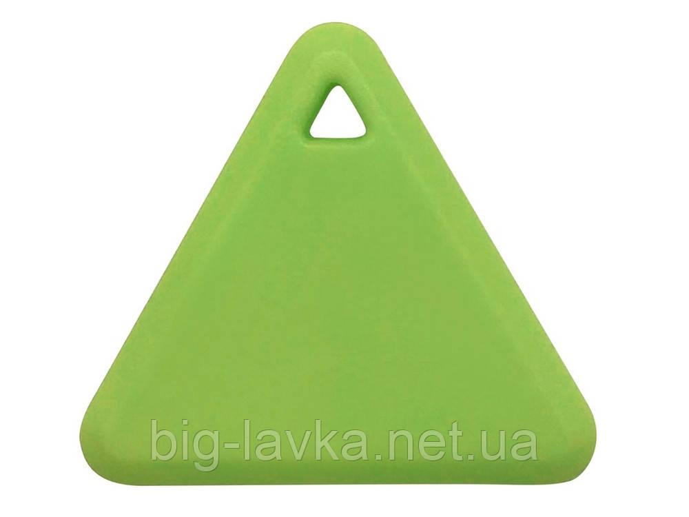 Брелок с функцией поиска ключей Bluetooth 4.0 GPS  Зеленый