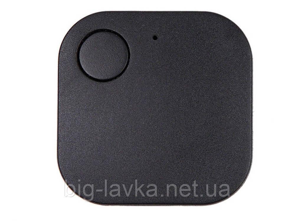 Брелок с функцией поиска ключей Bluetooth 4.0 GPS  Черный