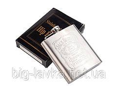 Портативна фляга для віскі з нержавіючої сталі Jack Daniels