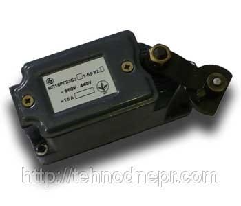 Выключатель ВП16РГ23Б241-55У2.3 путевой