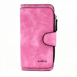 Жіночий гаманець клатч портмоне Baellerry Forever N2345 рожевий