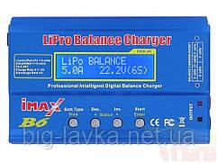 Зарядний пристрій iMax B6