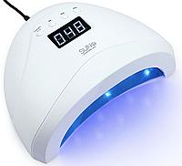 Sun 1s гибрид на 48W —UV+ LED лампа для маникюра