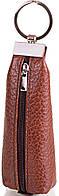 Мужская кожаная ключница Desisan Shi200-10 коричневый