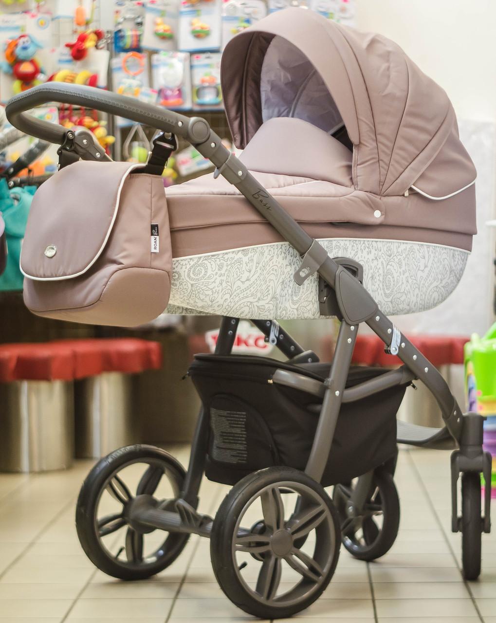 Дитяча коляска Roan Bass