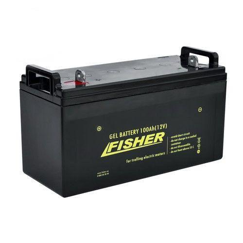 Акумулятор тягової Fisher 150Ah гель., Fisher 150Ah