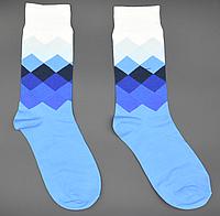 Крутые мужские носки Английский стиль №7 Hot Sox, фото 1