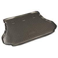 Коврик в багажник для Fiat Sedici HB (05-) полиуретановый NPL-P-21-03
