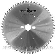 Диск пильный по алюминию 305 х 3,2 х 2,5 х 30 мм; Z 80; форма зуба TFneg; поперечный рез PROFITOOL
