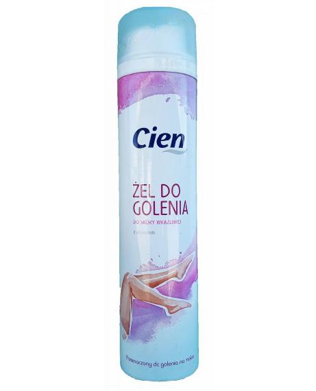 Гель для бритья женский Cien (300мл.)