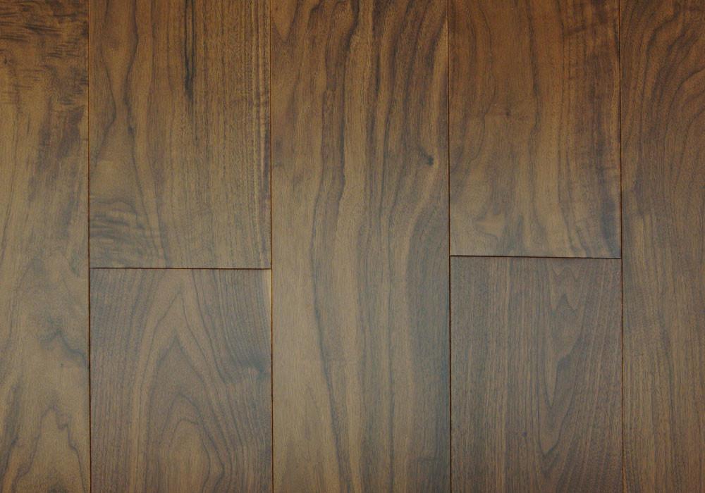 Паркетная доска WoodBee орех американский селект однополосный